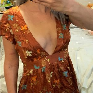 Free People Dresses - Free people silk dress